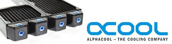Alphacool Watercooling Components
