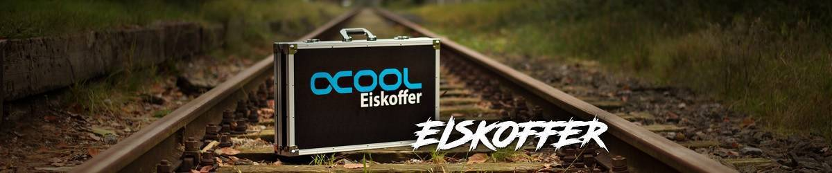 Alphacool Eiskoffer Professional - Hard Tubing bending & measuring kit
