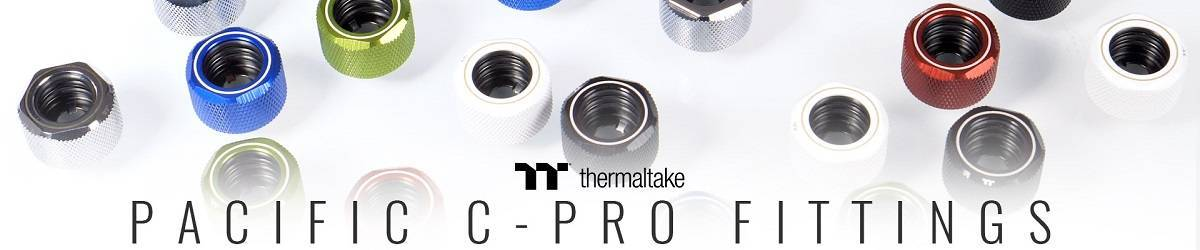 Thermaltake C-Pro Fittings