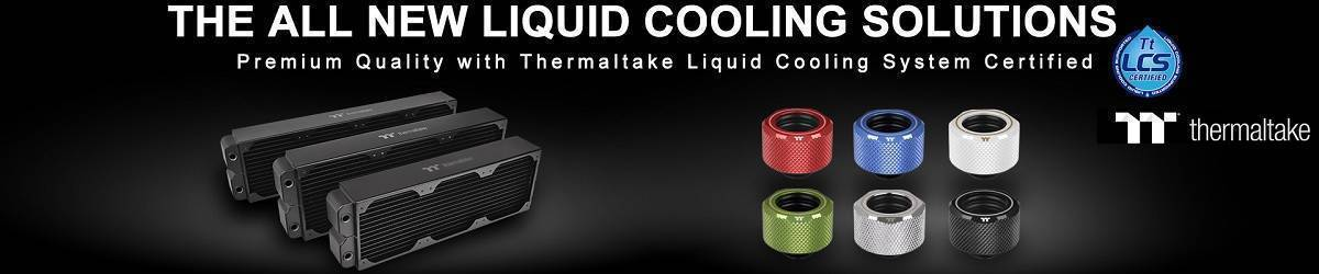 Thermaltake Watercooling