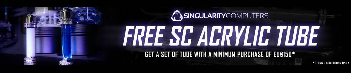 Singularity Computers Free Tubing