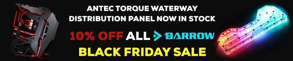 Black Friday 2019 Barrow