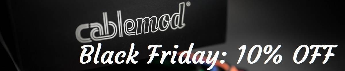 Black Friday 2019 Cablemod