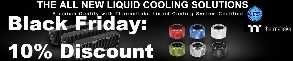 Black Friday 2019 Thermaltake
