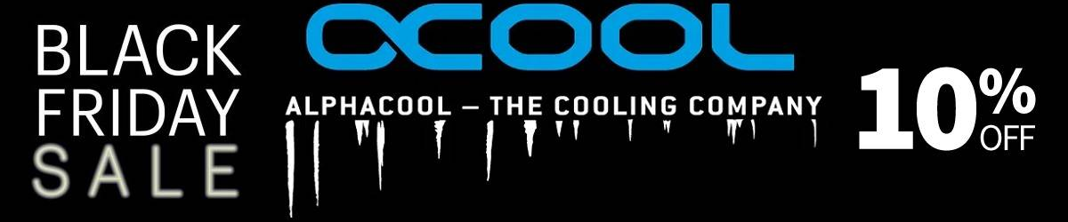 Black Friday 2020 Alphacool