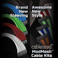 CableMod E-Series G2, P2 & T2 ModMesh™ Cable Kit