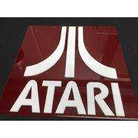 Wall / Door Sign - Atari - 30x30cm