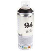 MTN 94 Spray Paint - 400ml - Black