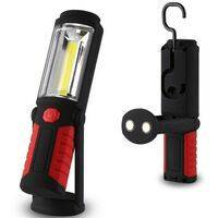 Multifunctional Hand Torch / LED Lamp / Powerbank