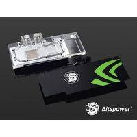 Bitspower Nvidia GTX 1080 Ti Founder Edition Acrylic (Clear) - BP-WBV1080TIFE-H-BRGB