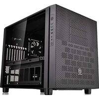 Thermaltake Core X5 Tempered Glass Edition Cube Chassis - Black