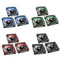 Thermaltake Riing 12 High Static Pressure LED Radiator Fan (3 Fans Pack)