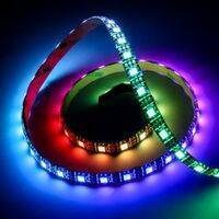 Lamptron FlexLight Multi programmable RGB LEDs, Infrared Remote - 1m