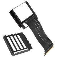 Lian-Li O11D-1 PCI-Express Riser Cable - Black