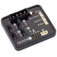 Aqua-Computer QUADRO fan controller for PWM fans