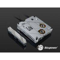 Bitspower MonoBlock ASX299R6E RGB-Nickel