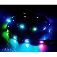 Akasa Vegas MBA Magnetic Addressable RGB LED strip light 60cm