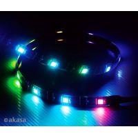 Akasa Vegas MBA Magnetic Addressable RGB LED strip light 60cm