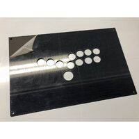 Hitbox Layout Top Plate Plexi Cover