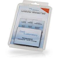 Coollaboratory Liquid MetalPad GPU - 3x GPU en reinigingsset Liquid MetalPad 3x GPU + CS 4260157580053