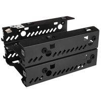 "Phanteks 3.5"" Stackable HDD Brackets - Duo Pack"