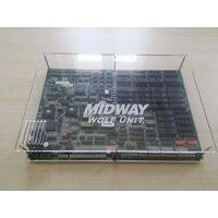 Midway Wolf Unit Acrylic Case
