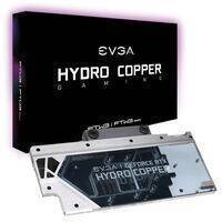 EVGA Hydro Copper Waterblock for EVGA GeForce RTX 2080 Ti FTW3, 400-HC-1489-B1, RGB