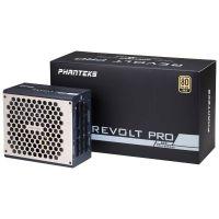 850W Phanteks Revolt Pro 80+ Plus Gold Modular Power Combo Supply