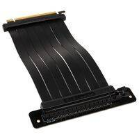 Phanteks 220mm Premium Shielded High Speed PCI-E x16 Riser Cable 90 Degree Adapter