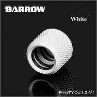 Barrow G1/4 - 14mm OD Twin Seal Hard Tube Extension - White
