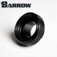Barrow G1/4 - 14mm OD Mini Hard Tube Push Fitting - Black