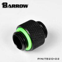 Barrow G1/4 Male to 10mm G1/4 Male Extender - Black