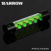 Barrow T-Virus Acrylic Green Helix Reservoir 255mm - Black