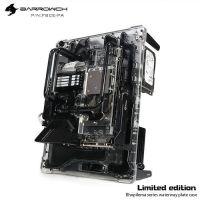 BarrowCH Rhopilema Series Limited edition - Modular Waterway Test Bench Case - Black