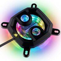 Corsair Hydro X Series XC7 RGB Black CPU Water Block - 115x / AM4 - CX-9010004-WW