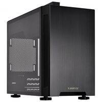 Lian-Li PC-TU150WX Aluminium Mini-ITX Case - Black