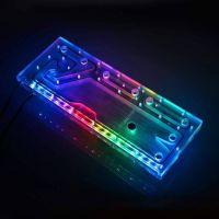 Bykski RGV-LAN-O11 RGB Water Distribution Board (Tray) For Lianli PC-O11 Dynamic