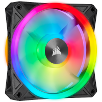Corsair iCUE QL120 RGB 120mm PWM Single Fan