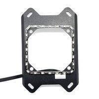 EK-Velocity AMD Mounting Plate + LED RGB