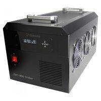 Koolance EXC-800 Portable 800W Recirculating Liquid Chiller, 120VAC /60Hz