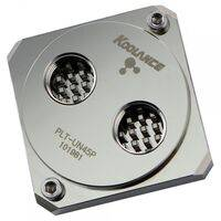 Koolance PLT-UN45P Cold Plate, 45mm x 45mm (1.8in x 1.8in)