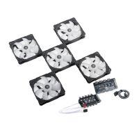 Bitspower Touchaqua Notos 120 Fan Digital RGB (5PCS)