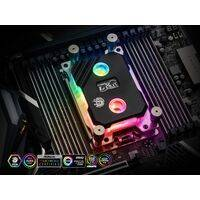 Bitspower CPU Block Summit ELX for AMD TRX40 Platform with OLED