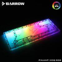 Barrow Waterway LRC 2.0 RGB Distribution Panel (Front) for ANTEC P120 Case