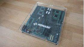 Konami Teenage Mutant Ninja Turtles 1 / TMNT 1 board Acrylic Case