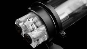 Singularity Computers Protium D5 Reservoir Combo 150mm - Polished Acrylic