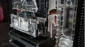 Singularity Computers Spectre 2.0 - 2nd Vertical GPU Mount
