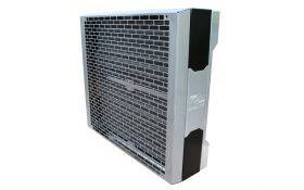 Watercool MO-RA3 420 Fan Grill Classic - Black Example Montage