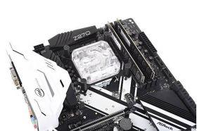 Alphacool Eisblock XPX CPU - Intel/AMD - polished clear version - 12846
