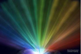Alphacool Aurora HardTube LED ring 13mm deep black - RGB